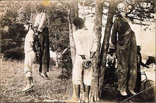 Lynched Black People
