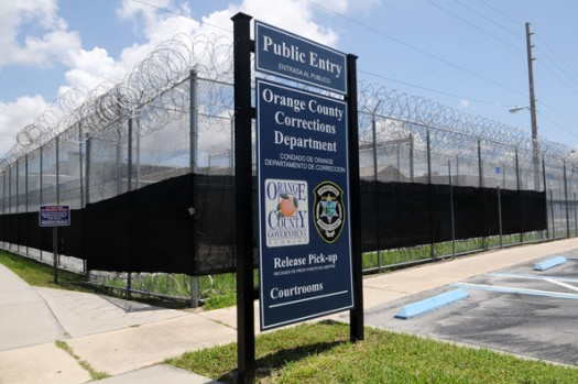 Orange County Department Of Corrections Florida 33rd Street