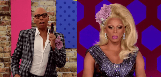 Rupaul - In & Out Of Drag