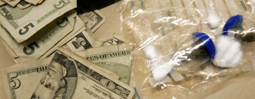 Drugs & Money: Tools Of The Trade For A Thug