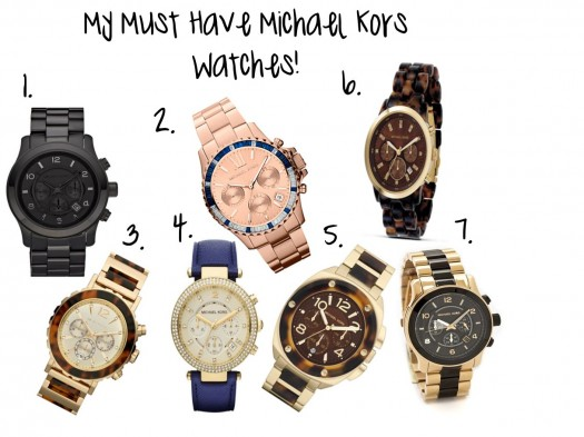 Michael Kors Watches & Black People
