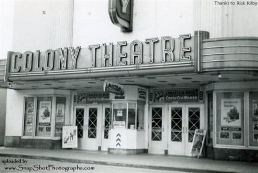 Colony Movie Theater - Winter Park Florida