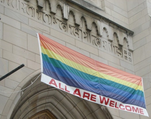 Gay Friendly Church Homosexuality
