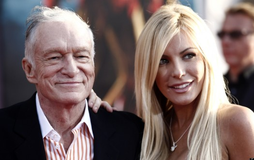 Hugh Hefner - Crystal Harris Human Nature