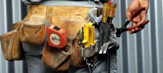 Tool Belt Of Handy Man Jesus