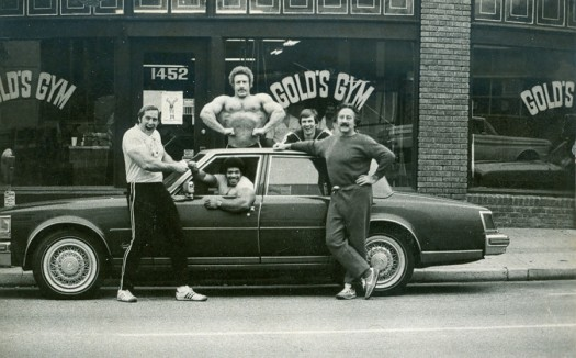 Bill Grant Golds Gym - Bodybuilding