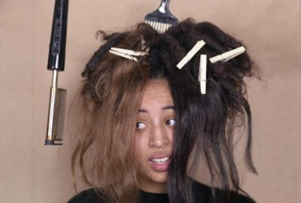 Identity Crisis Or Confidence: Are Black Women Confused About Their Hair? – The LanceScurv Show
