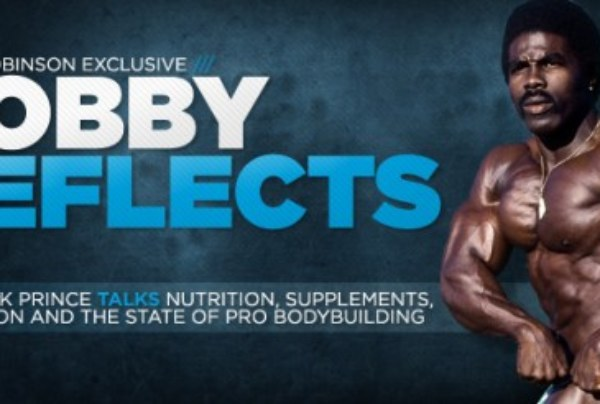 An Interview With Robby Robinson: The Black Prince Of Bodybuilding – The LanceScurv Show