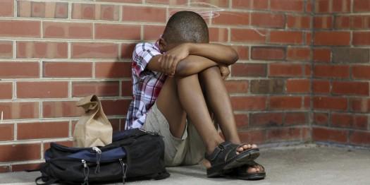 Black Boy In Trouble At School
