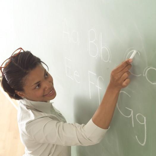 Teacher - School