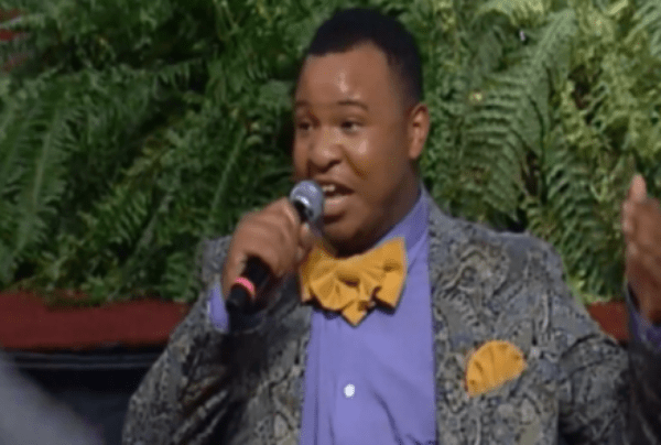"""Was The """"I'm Not Gay No More"""" COGIC 107th Holy Convocation Deliverance For Real? – The LanceScurv Show"""