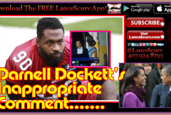 Darnell Dockett: A Pedophile Pervert Revealed By An Instagram Freudian Slip? – The LanceScurv Show