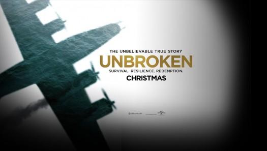 Unbroken - Movie Poster