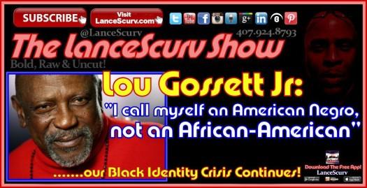 Lou Gossett Jr. Graphic