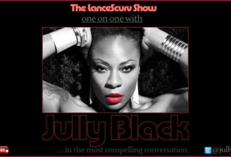 One On One With Jully Black: Canada's Queen of R&B – The LanceScurv Show