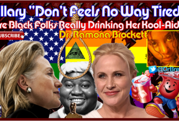 """Hillary Clinton """"Don't Feels No Way Tired!"""" – The Red Carpet"""