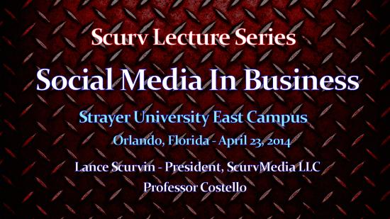 Scurv Lecture Graphic