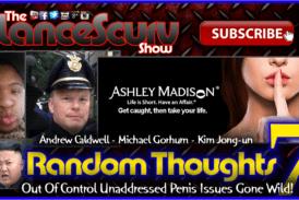 Random Thoughts # 7 – The LanceScurv Show