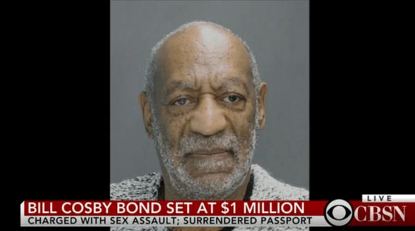 Bill Cosby's Mug Shot
