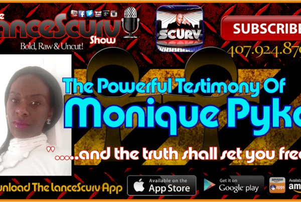 "Sister Monique Pyke: ""And The Truth Shall Set You Free!"" – The LanceScurv Show"