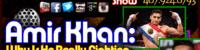 "Amir Khan: Why Is He Really Fighting Saul ""Canelo"" Alvarez – The LanceScurv Show"