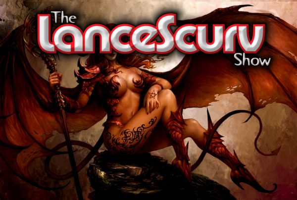 Demonically Gifted People – The LanceScurv Show