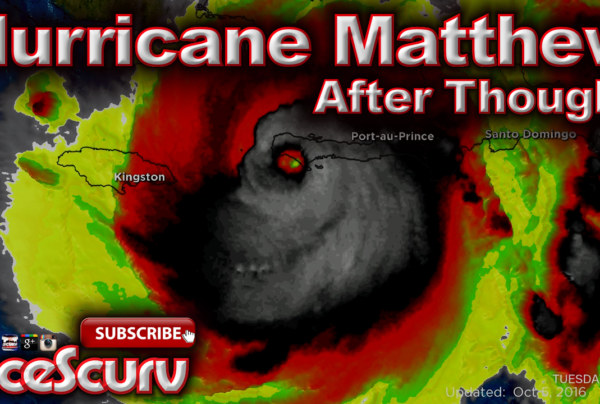 Hurricane Matthew After Thoughts! – The LanceScurv Show