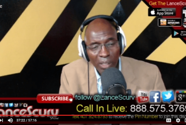 Alternative Black News with Dr. Vibert Muhammad on The LanceScurv Show