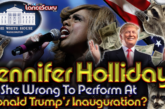 Jennifer Holliday: Is She Wrong To Perform At Donald Trump's Inauguration? – The LanceScurv Show