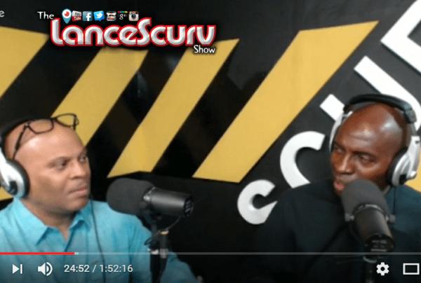 Alternative Black News Episode # 6 with Dr. Vibert Muhammad on The LanceScurv Show