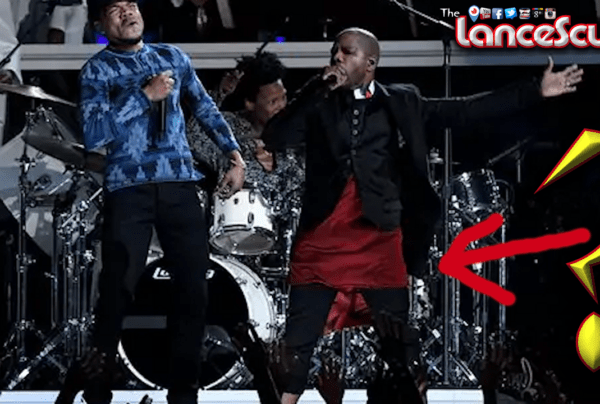 Kirk Franklin Wears Red Dress At Gender Bending Gospel Grammy Performance! – The LanceScurv Show