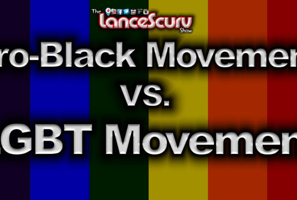 Pro-Black Movement VS. LGBTQ Movement | Gay Agenda