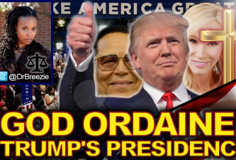 GOD ORDAINED TRUMP'S PRESIDENCY! – The Dr. Ramona Brockett Show