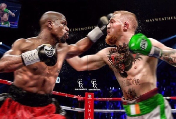 Mayweather-McGregor Fight Discussion – The LanceScurv Show