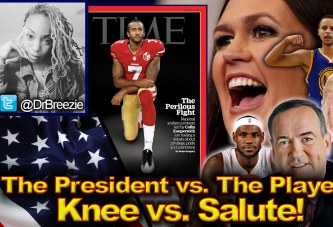 The President vs. The Players: Knee vs. Salute! – The Dr. Ramona Brockett Show