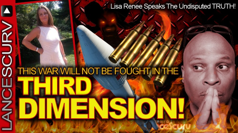 This War Will Not Be Fought In THE THIRD DIMENSION! - The LanceScurv Show