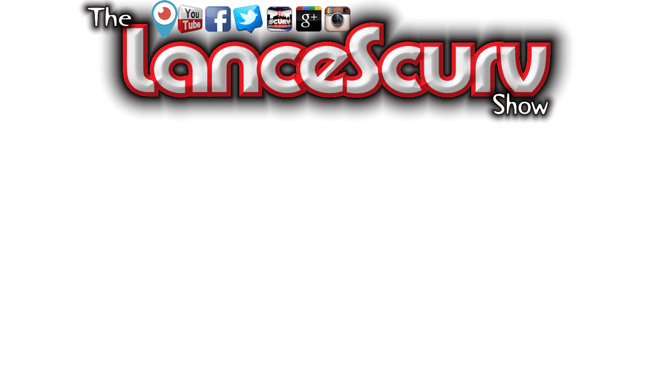 The LanceScurv Show logo