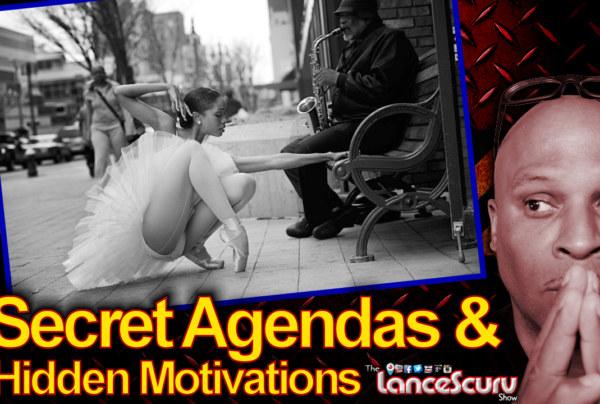 The Secret Agendas & Hidden Motivations Behind That Fake Public Colgate Smile! – The LanceScurv Show