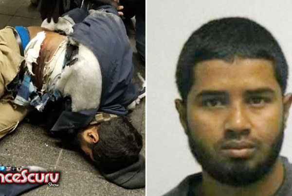 NEW YORK CITY TERROR ATTACK AT PORT AUTHORITY: Is This Simply The Beginning? – The LanceScurv Show