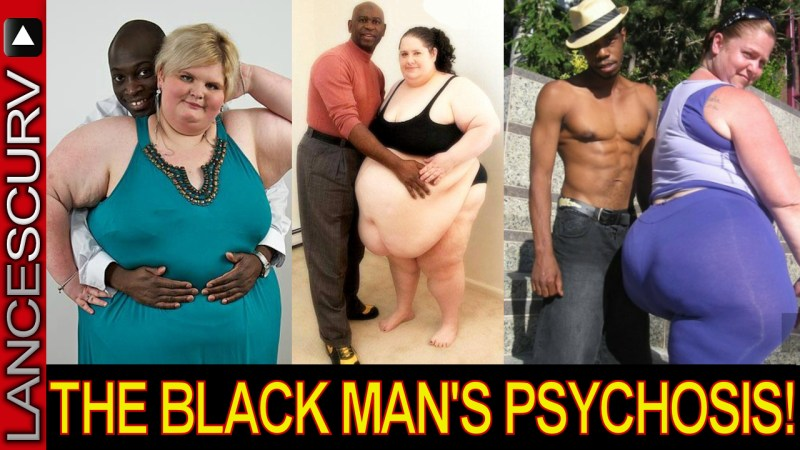 The Black Man's Psychosis! - The LanceScurv Show