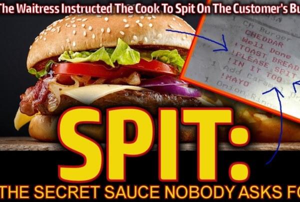 SPIT: The Secret Sauce Nobody Asks For! – The LanceScurv Show