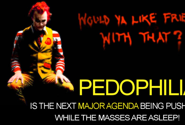 PEDOPHILIA Is The Next Major Agenda Being Pushed While The Masses Are Asleep! – The LanceScurv Show