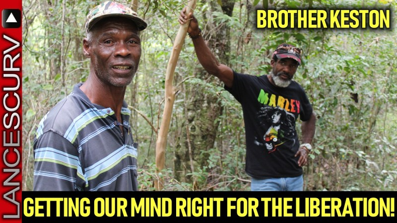 GETTING OUR MIND RIGHT FOR THE LIBERATION FROM WHITE SUPREMACY! - BROTHER KESTON LIVE!