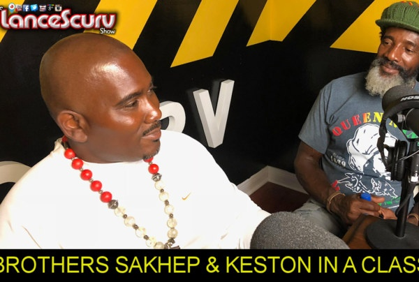 BREAKING THE OPPRESSIVE GRIP THAT RELIGION HAS ON THE BLACK NATION WORLDWIDE! – BROTHER KESTON LIVE!