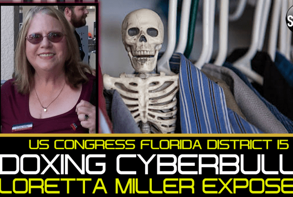 U.S. CONGRESS DISTRICT 15 CANDIDATE DOXING CYBERBULLY LORETTA MILLER EXPOSED! – The LanceScurv Show