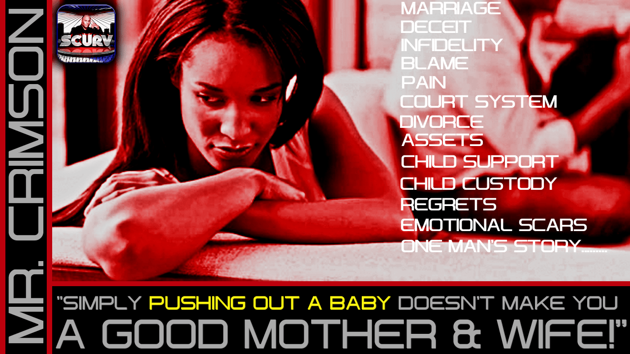 """SIMPLY PUSHING OUT A BABY DOESN'T MAKE YOU A GOOD MOTHER & WIFE!"""