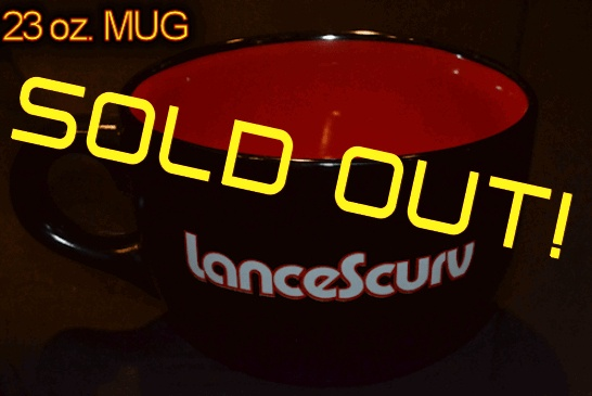 The LanceScurv Mug - 23 ounces