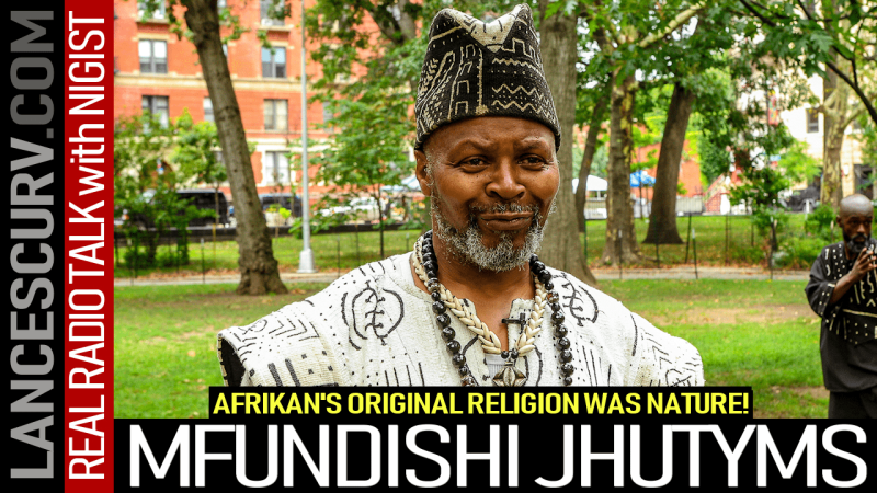 MFUNDISHI JHUTYMS Speaks In Miami Florida! - The LanceScurv Show