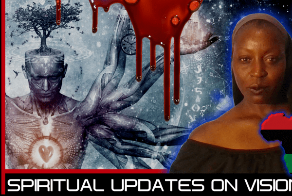RAINETTA JONES: SPIRITUAL UPDATES ON VISIONS! – The LanceScurv Show