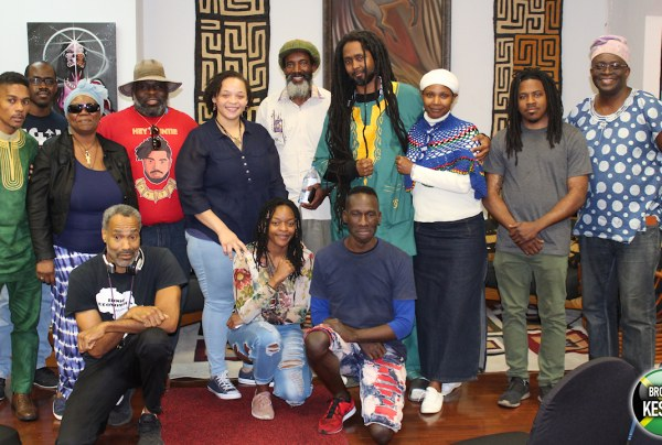 THE ROAD TO RESTORATION BLACK EMPOWERMENT FORUM AT THREE MASKS INC. – JANUARY 19, 2019
